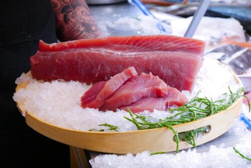 Tuńczyk klasy sushi