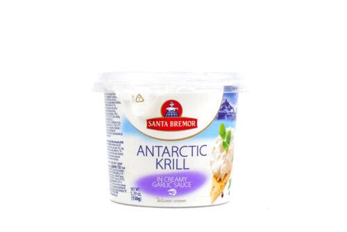 Pasta z kryla antarktycznego w kremowym sosie czosnkowym 150g