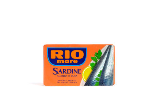 Rio Mare Sardynki w oliwie z oliwek 120g