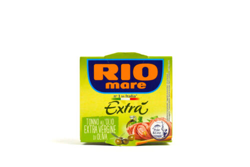 RIO MARE Tuńczyk w oliwie extra virgin 160g