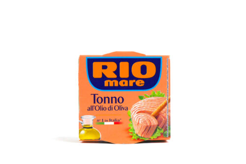 Rio Mamr Tuńczyk w oliwie z oliwek 160g